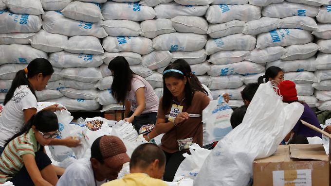 Naturkatastrophe auf Philippinen: Taifun tötet 80 Menschen