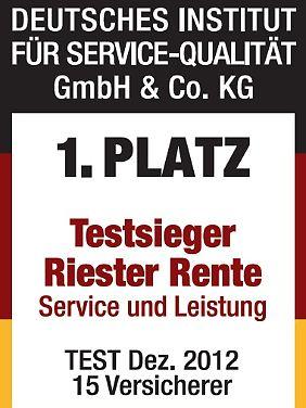 Bau Riester Test : rente variiert stark service befriedigend riester und ~ Lizthompson.info Haus und Dekorationen
