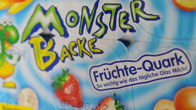 """Monsterbacke enthält laut """"Foodwatch"""" 13 Prozent Zucker."""
