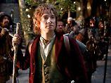 """Es kann nur einen geben: Martin Freeman ist der """"Hobbit"""""""