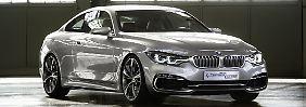 Mit dem Coupé gibt BMW den Startschuss für die neue 4er-Reihe.