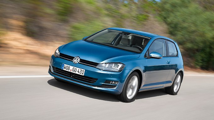 Mit einer Kombination aus Benzin- und Gastank, soll der Golf bis zu 1270 Kilometer fahren.