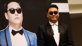 Seit diesem Sommer kennt man Psy auch außerhalb von Südkorea.