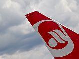 Flieger muss auf Island bleiben: Air-Berlin-Maschine darf nicht starten