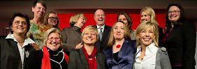 Außerordentlicher Parteitag in Hannover: SPD wählt Kanzlerkandidaten