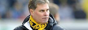 Trainer muss gehen: Dynamo Dresden feuert Loose