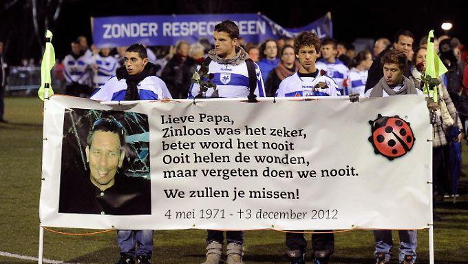 Richard Nieuwenhuizen wurde 41 Jahre alt.