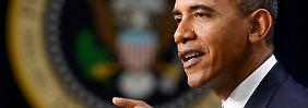 Geht es voran im US-Haushaltsstreit?