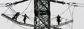 Keine Blackout-Gefahr: Netzbetreiber geben Entwarnung