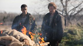 """Tote werden in """"The Day"""" aus gutem Grund nicht begraben, sie werden verbrannt."""