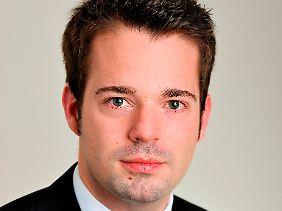 Nicolaus Heinen, Europa-Analyst bei der Deutschen Bank.