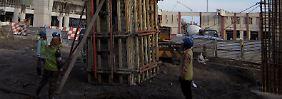 Kupfermarkt 2013: Im Bann von Chinas Bau-Boom