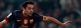 Das Herz des Barcelona-Spiels, Xavi Hernandez, schlägt noch vier weitere Jahre - und dabei möglichst weiterhin Traumpässe.