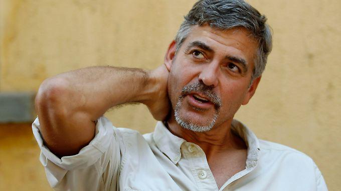 Vor allem für die Unabhängigkeit des Sudans hat sich Clooney in den vergangenen Jahren eingesetzt.