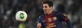 Lionel Messi ist der beste Fußballer der Welt und nun auch ganz offiziell der beste Torjäger.