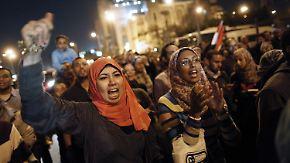 Proteste für und gegen Mursi: Ägypten ist tief gespalten