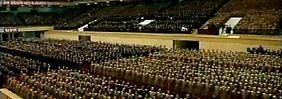 Ein Jahr schon ohne Kim Jong Il: Nordkoreas Staatsdiener trauern