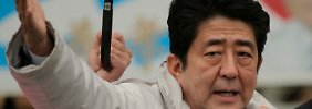 Japan wählt im Zeichen der Krise: Konservative kehren zurück