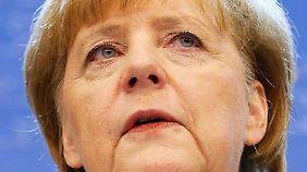 Merkel braucht 2013 wohl einen Koalitionspartner.