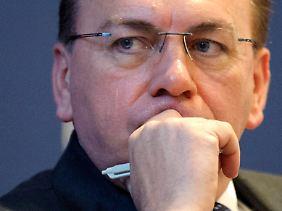 UBS-Präsident Axel Weber