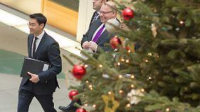 Energiewende: Bundeskabinett drückt aufs Tempo