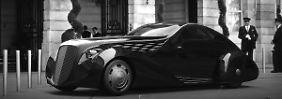 So stellen sich die Designer von Ugura Sahin das Rolls-Royce Phantom I Aerodynamic Coupé im 21. Jahrhundert vor.