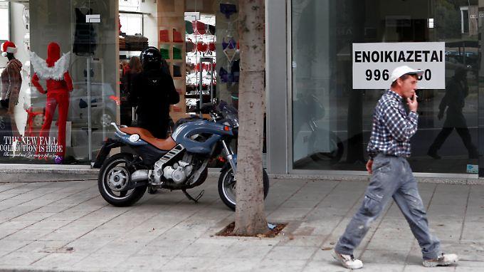 Zypern hat bereits einen Antrag auf Notkredite gestellt.