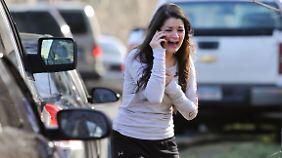 Das Bild von Victorias Schwester, Jillian Soto, ging am Tag des Massakers um die Welt.