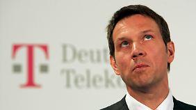 Vorstandswechsel bei der Telekom: Obermann tritt zurück