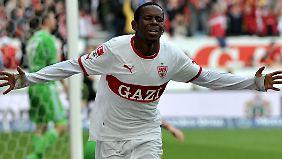 """Das ist Scheiße"": Ibrahima Traoré."