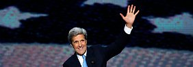 John Kerry unterlag 2004 bei der Präsidentschaftswahl George W. Bush.