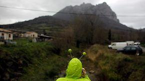 Der UFO-Berg Bugarach: Dorfbewohner vom Trubel genervt