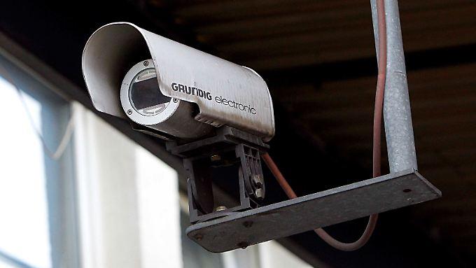 Wir wollen mehr Videoaufzeichnungen, sagt Bahn-Chef Grube.