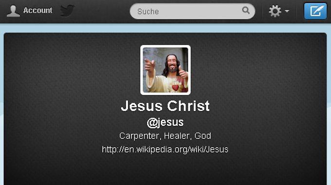 Jesus folgt niemandem, ihm wird gefolgt.
