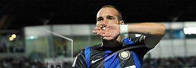 Arrivederci Inter: Sneijder will nach Tottenham