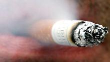 Rezeptor-Schwund durch Nikotin: Rauchen verändert das Gehirn