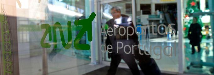 Für 50 Jahre in französischer Hand: Portugals wichtigste Flughäfen.