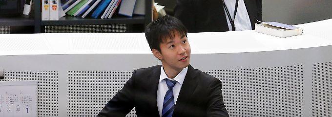 Die Laune der Tokioter Börsianer ist besser als die derzeitige ökonomische Lage Japans.