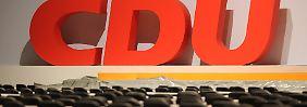 Von 2005 bis 2012 war die CDU die mitgliederstärkste Partei in Deutschland.