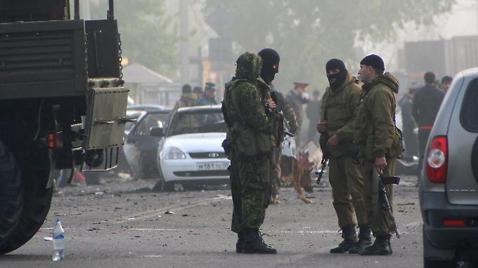In Dagestan kommt es immer wieder zu Anschlägen von Aufständischen (Archivbild aufgenommen im Mai).