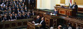Ägyptens Wirtschaft am Boden: Mursi braucht den Aufschwung