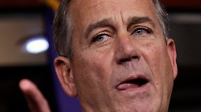 Repräsentantenhaus-Sprecher John Boehner
