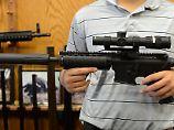 Nach dem Massaker in Newtown: Rekord bei Schusswaffenkäufen