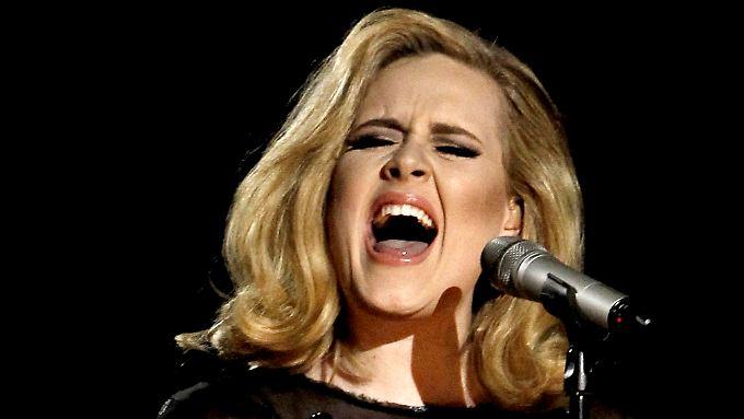 Adeles Erfolg ist nicht zu bremsen.