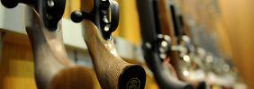 """""""Kongress braucht manchmal etwas länger"""": Obama gibt Waffengesetz nicht verloren"""