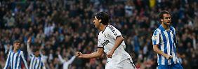 Real Madrid siegt in Unterzahl: Khedira trifft, aber Barça spaziert