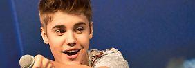 Justin Bieber hat mit der Aktion bestimmt noch mehr Fans entzückt.