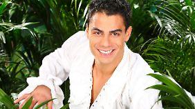"""Werden bald Babys nach ihm benannt? """"Hot Bandidoz""""-Sänger Silva Gonzalez"""
