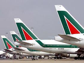 Vor fast fünf Jahren stand Alitalia vor der Pleite.