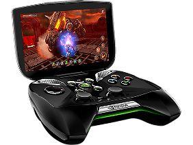 """Nvidias """"Project Shield"""" soll die Kraft der Grafikkarten auf den Fernsehschirm bringen."""